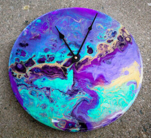 Marbled Clocks @ Community Center
