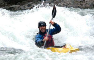 Whitewater Kayaking @ Fort MacArthur ODR