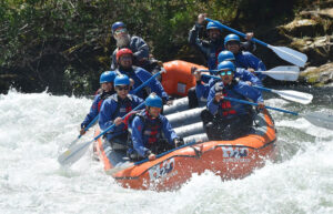 Whitewater Rafting @ Fort MacArthur ODR