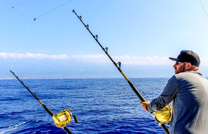 Deep Sea Fishing with 61FSS Outdoor Recreation