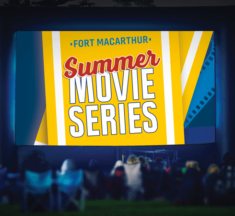 Fort MacArthur Movie in the Park
