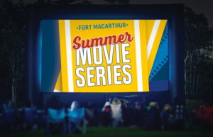 Fort MacArthur Movie in the Park @ 61st Force Support Squadron