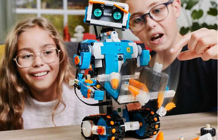 STEAM Lego Robotics