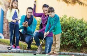 End of Summer Mini Putt Putt Golf -Registration @ Community Center Ballroom