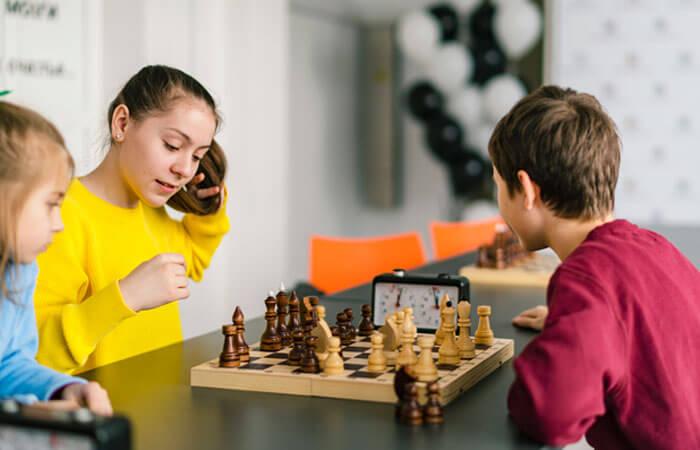 Youth Programs Chess Club
