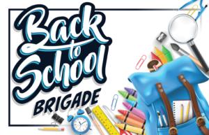 Back to School Brigade @ SLO