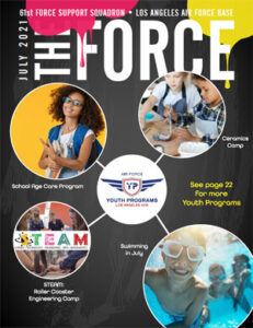 The Force Magazine July 2021