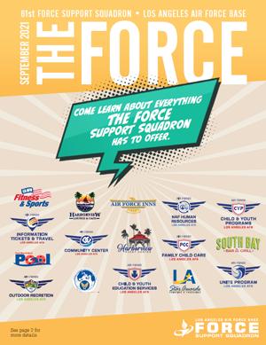 The Force Magazine September 2021