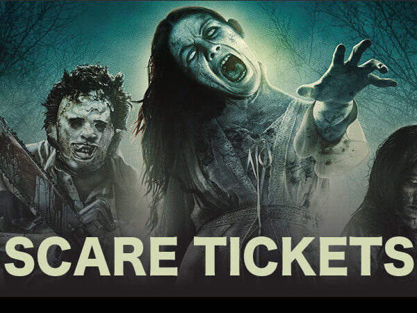 Scare Tickets Available at ITT
