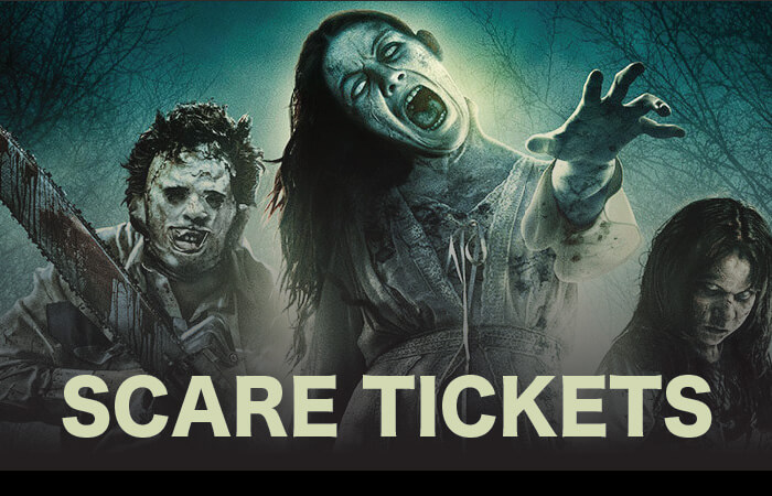 Scare Tickets! Call ITT Now for More Information
