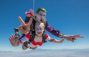 Costume Skydive @ Outdoor Recreation