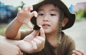 Kids Konnection Bug Hunt @ Community Center