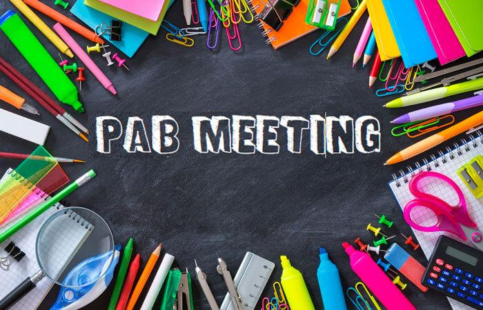 PAB Meeting