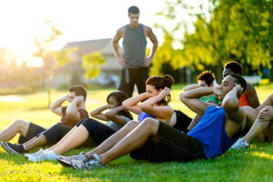 Boot Camp Workout @ Fitness & Sports Center