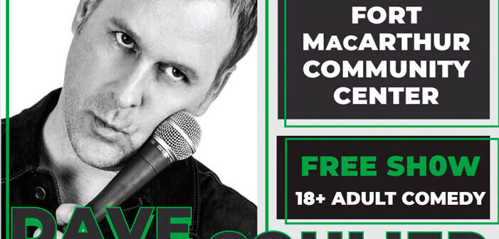 Dave Coulier Comedy Show