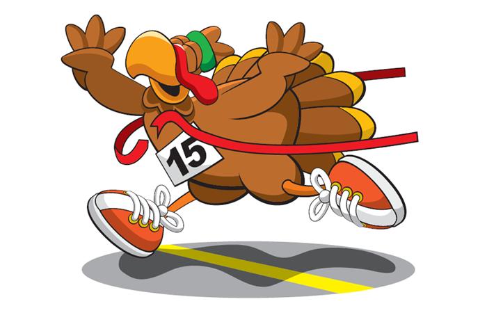 Turkey Trot 5K Run-Walk
